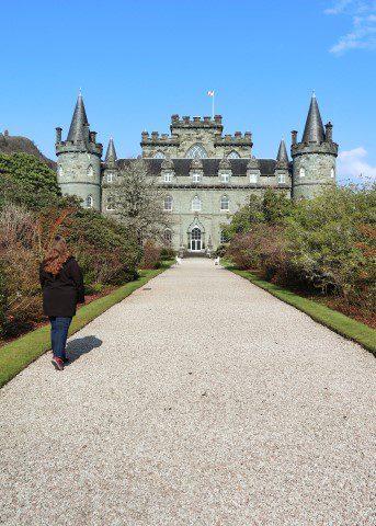 Mijn tips voor een rondje Loch Lomond, Loch Fyne en Isle of Bute - Inveraray Castle