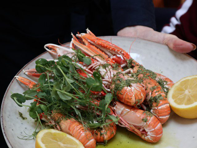 Mijn tips voor een rondje Loch Lomond, Loch Fyne en Isle of Bute - Loch Fyne Oysters Restaurant