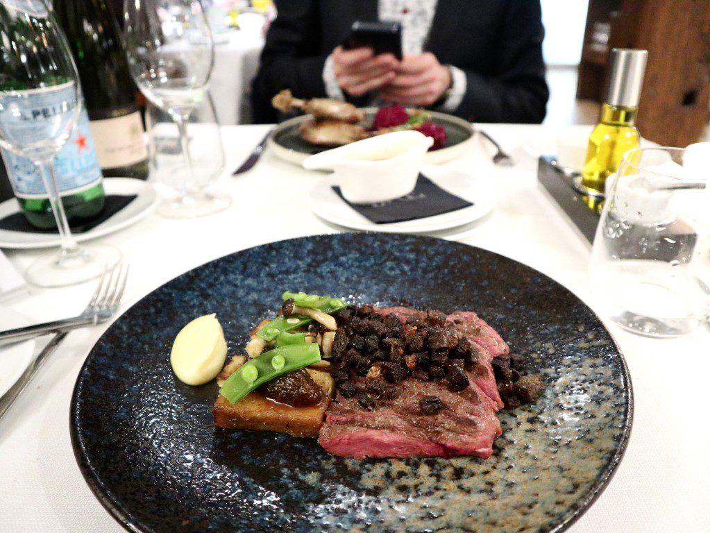 RestaurantKaart Restaurant Den Haag Uit eten - Restaurant Savarin