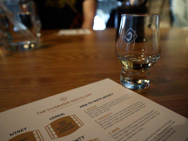 Wat te doen in Glasgow - mijn top-10 bezienswaardigheden en tips! - Clydeside Distillery