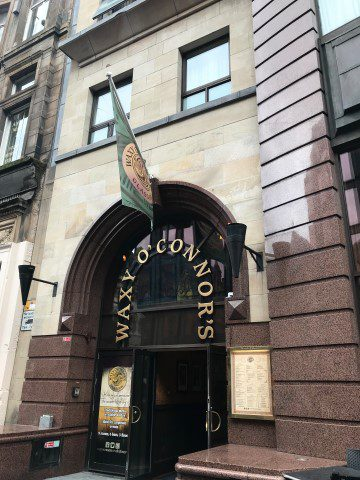 Waxy O'Connors Glasgow