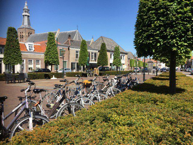 Mijn tips voor een weekend weg op het eiland Tholen - fietsen