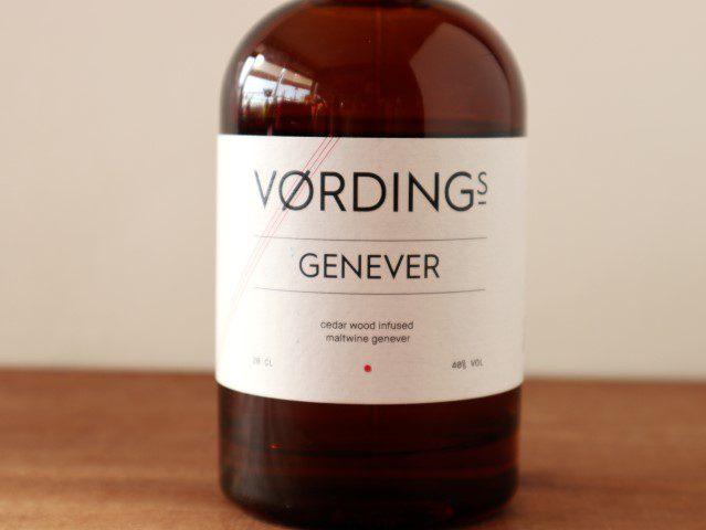 Nederlandse Jenever - Vording