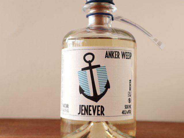 Nederlandse Jenever - Anker Weesp
