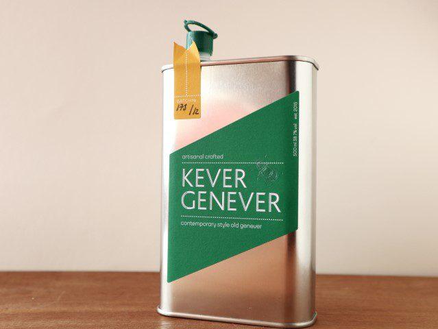 Nederlandse Jenever - Kever