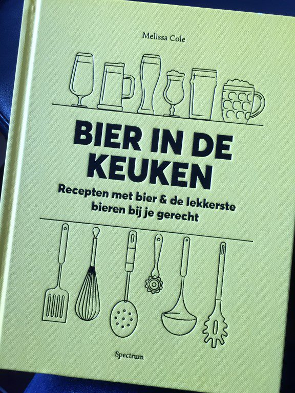 Review: Bier in de Keuken - Melissa Cole