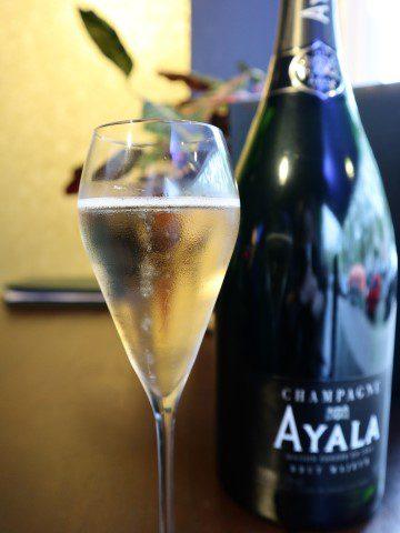 Wijnvrouw van het jaar en Champagne Ayala