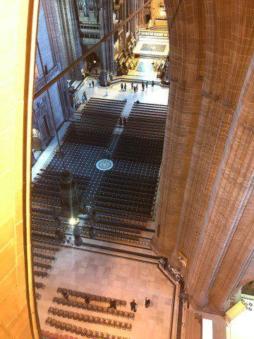Citytrip Liverpool - Kathedraal