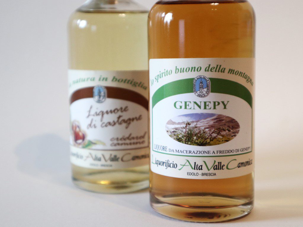 Genepy - Liquorificio Alta Valle Camonica
