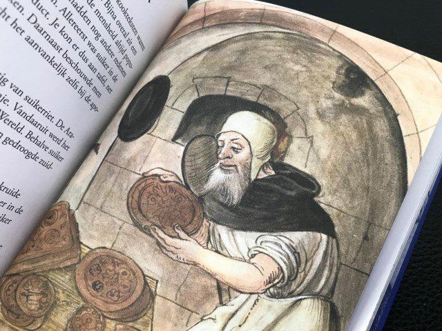Kookboek van de Middeleeuwen - Karen Groeneveld
