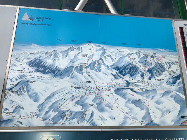 Cima Presena Gletscher in Valle Camonica