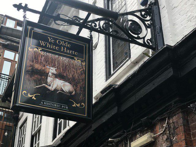 Citytrip Hull - Ye Olde White Harte