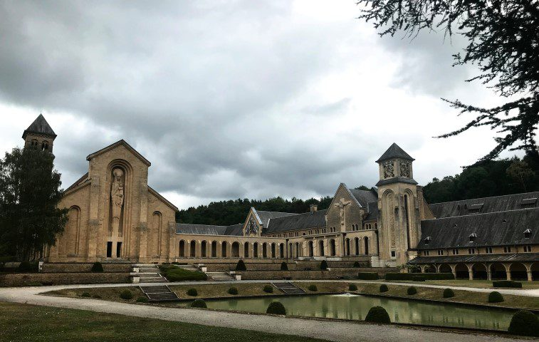 De Abdij van Orval - Groen bier en de legende van Mathilde