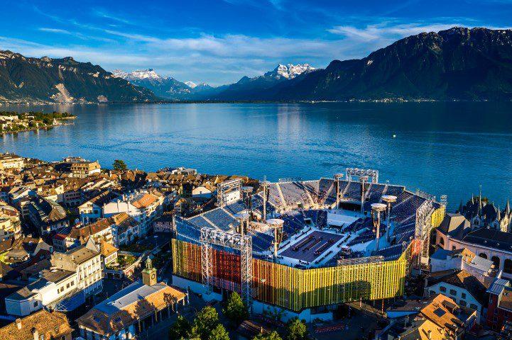 Fête des Vignerons 2019 Vevey Zwitserland - Luca Carmagnola