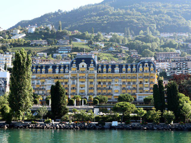 Fairmont Le Montreux Palace