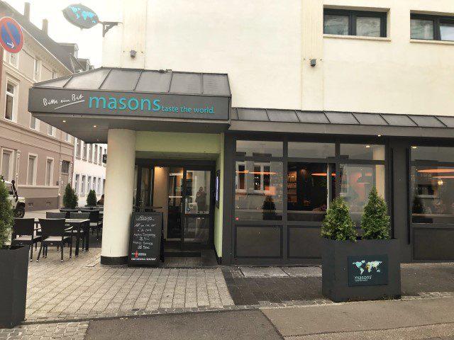 Masons Restaurant Trier
