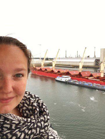 P&O Ferry Hull-Rotterdam