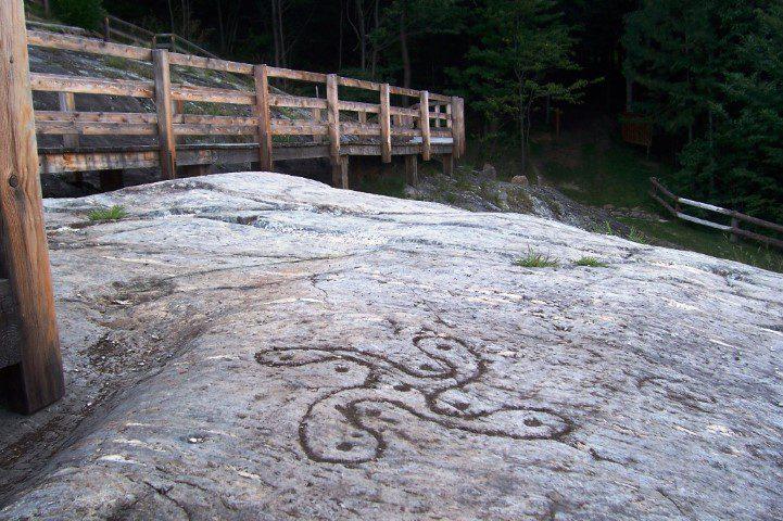 National Park of Rock Engravings Naquane