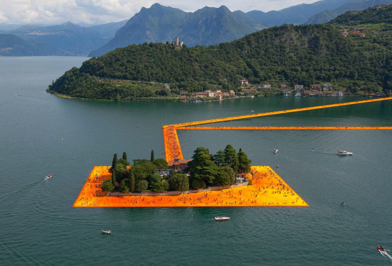 The Floating Piers - Oscar Colosio 2