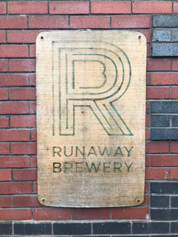The Runaway Brewery Manchester