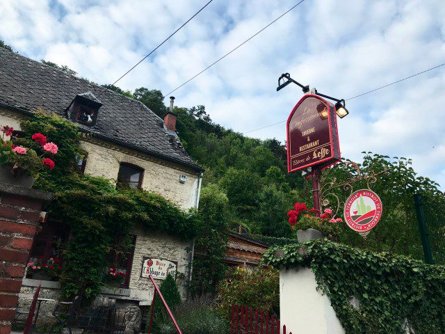 Tips Dinant - Restaurant Le Confessional