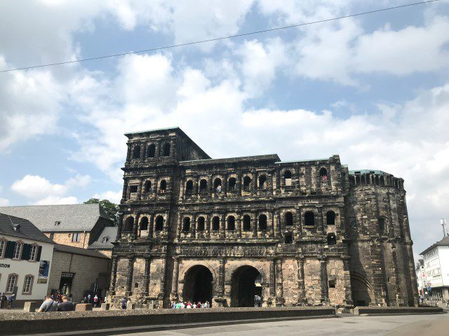 Weekendje Trier - Porta Nigra