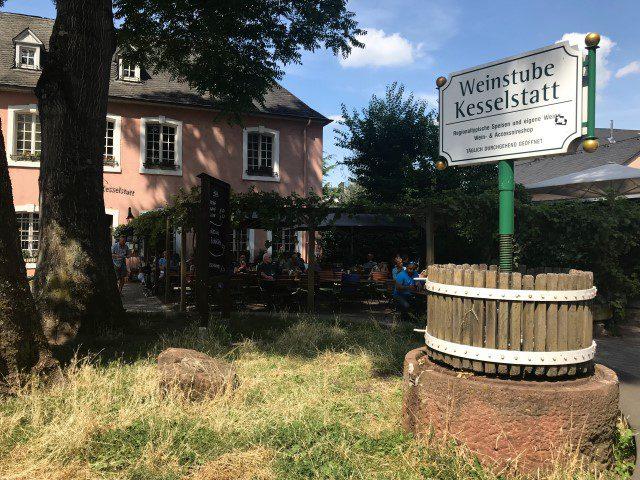 Weinstube Kesselstatt - Weekendje Trier