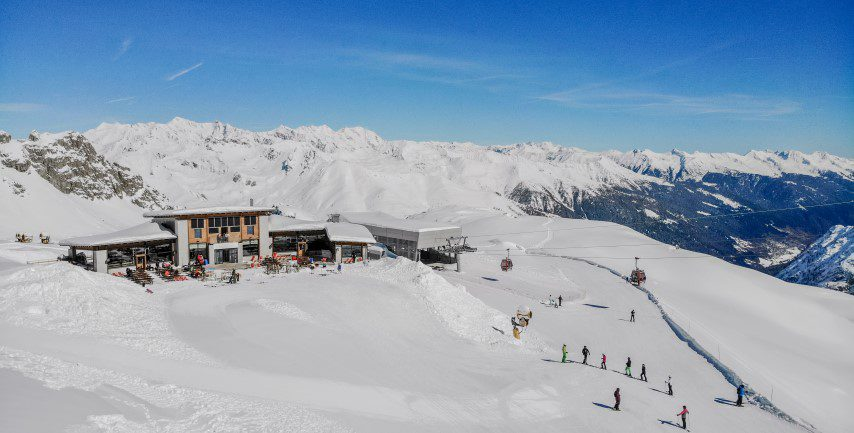 Ski resort Ponte di Legno