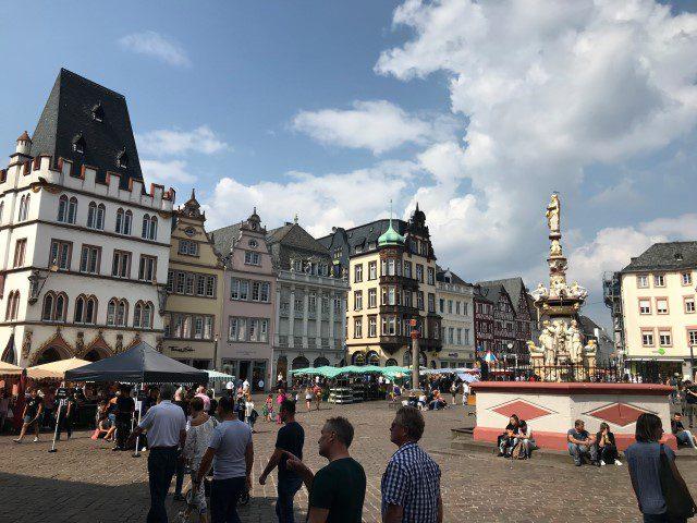 weinstand Trier