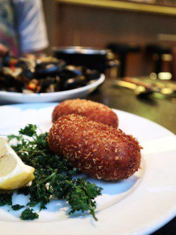 Restaurant tip: Bistro Henri Brussel