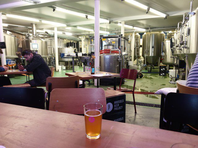 Brussels Beer Project taproom