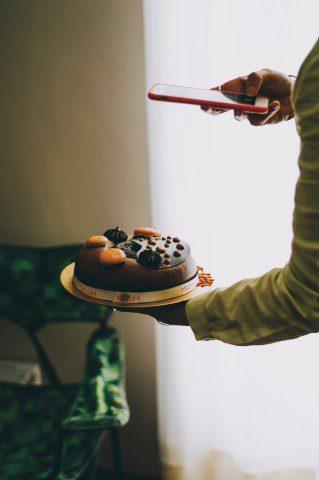 Foodfoto's maken met je mobiel voor op Instagram
