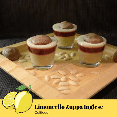 Limoncello Zuppa Inglese