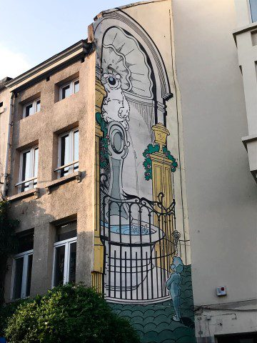 Strip Street Art