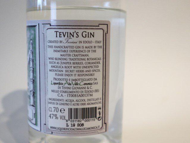 Tevin's Gin