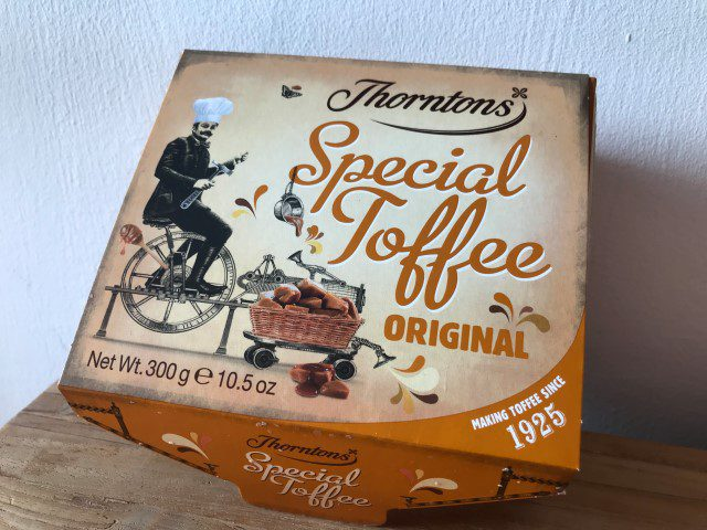Thorntons' Special Toffee
