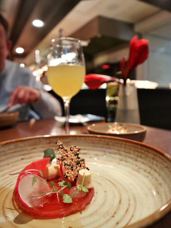 Biercocktails bij Mercure - White Monk bij Taste! in Tilburg