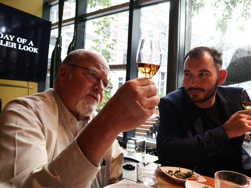 Interview met Fred Noe - Master Distiller van Jim Beam