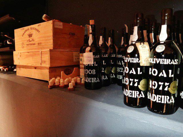 PM Vänner Wine Cellar