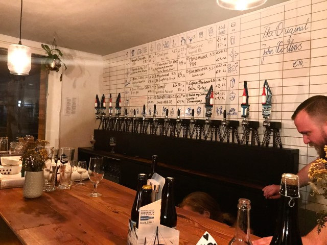 Bar Oorlam - Filosoof Jenever - Buddelship Brauerei
