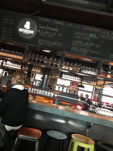 Braugasthaus Altes Mädchen- Brauerei Ratsherrn