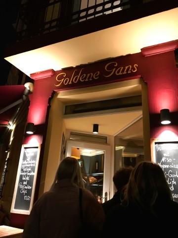 Goldene Gans Hamburg