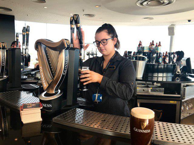 Op bezoek bij: Guinness Storehouse Dublin
