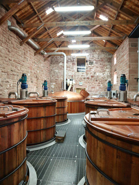 Op bezoek bij: de Annandale Distillery