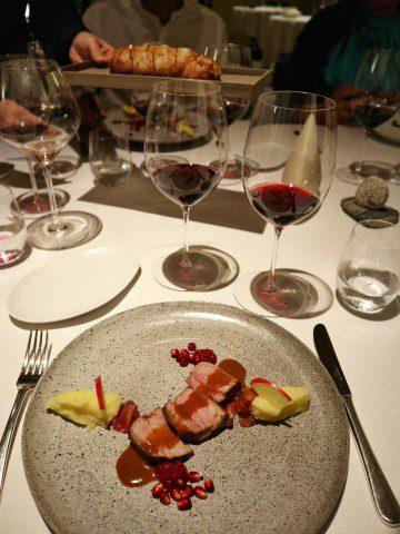 Restaurant Tantris - Chef Marta Grassi