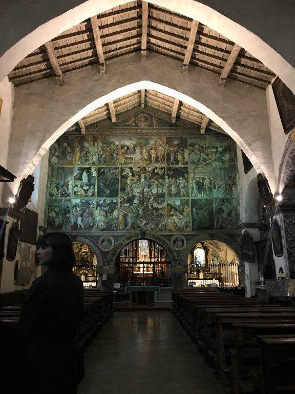Santa Maria delle Grazie Varallo