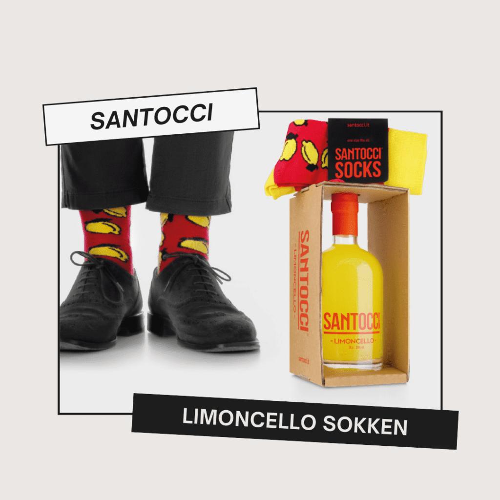 Santocci Limoncello sokken