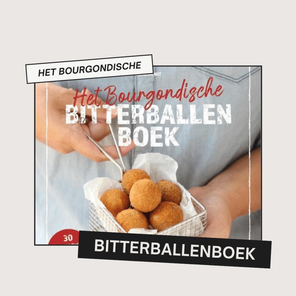 cadeautips artikel - bitterballenboek