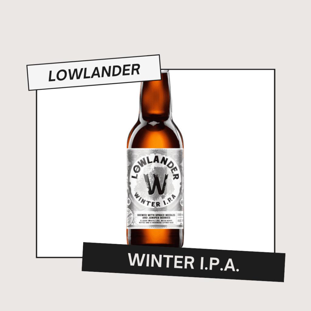 cadeautips artikel - lowlander winter IPA