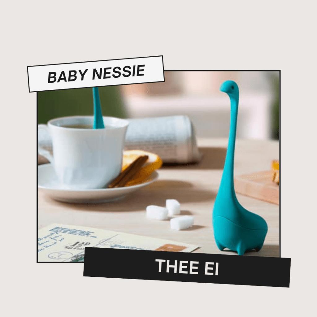 baby Nessie thee ei